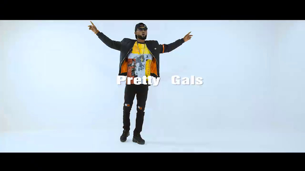 Amaru Wan-PRETTY GALS (OFFICIAL VIDEO)