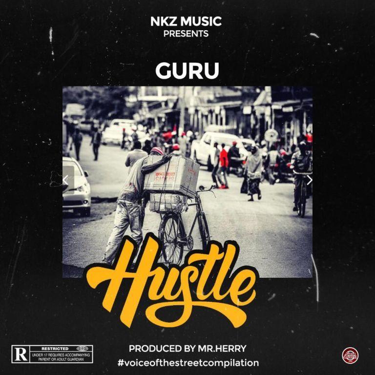 Guru – Hustle (Prod by MrHerry)