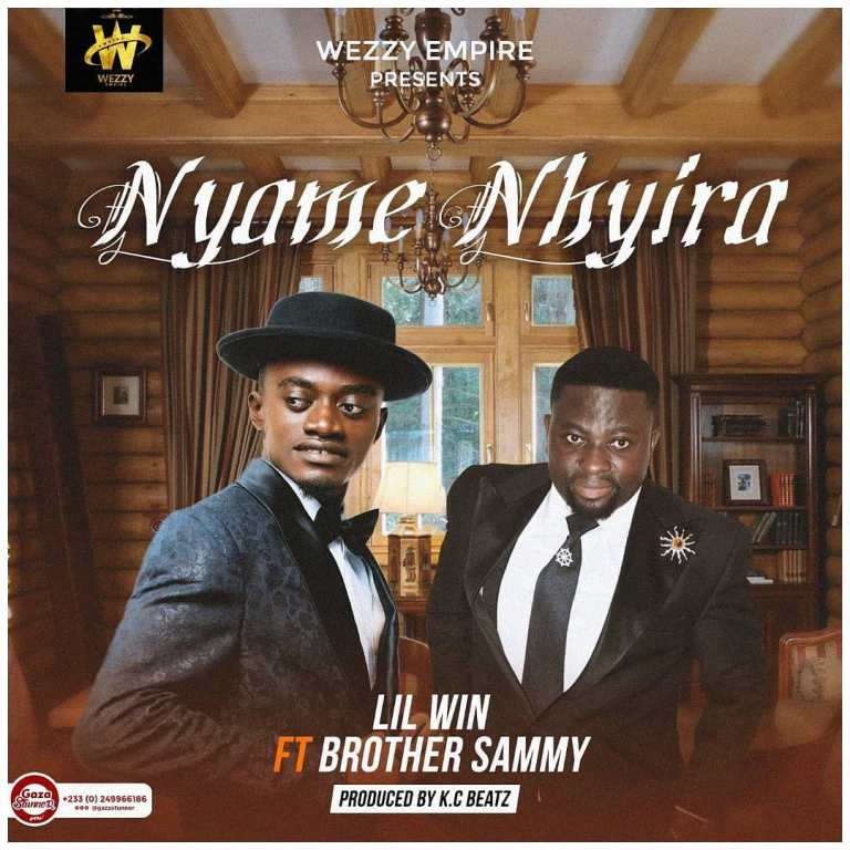 Lil Win Ft Brother Sammy – Nyame Nhyira (Prod By K.C Beatz)