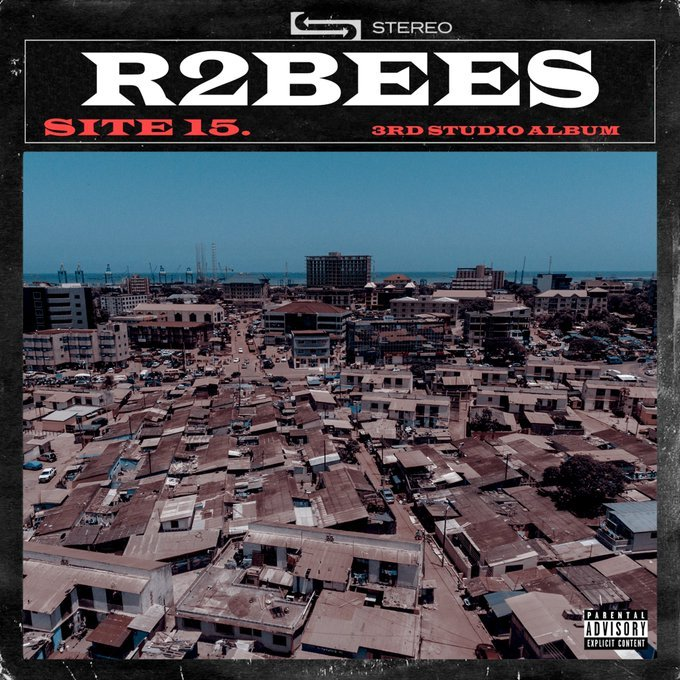 R2bees 'Site 15' Album To Be Released on 1st of March