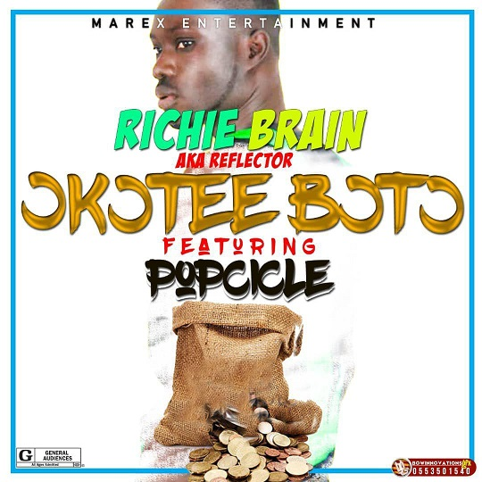 Richie Brain ft Popcicle -0kotee Boto-( Prod by:Swagboi & Mixed by:Bev Moore)