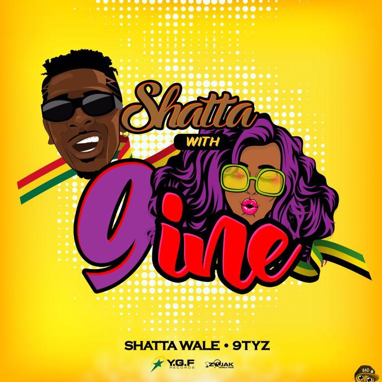 Shatta Wale – Shatta With 9 ft. 9TYZ (Prod by YGF)