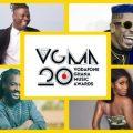 Full List of Nominees – Vodafone Ghana Music Awards 2019