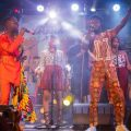 Okyeame Kwame makes history with 'Made in Ghana' album launch
