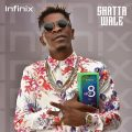 Infinix Mobile Signs Shatta Wale As Brand Ambassador