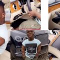 Shatta Bandle Purchase Brand New Bentley Bentayga Worth $330,000 (+video)