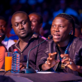 Photos: Stonebwoy Made The Guest Judge For This Weekend's MTN Hitmaker