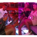 Afia Schwarzenegger Drops Video of NAM1's Wife Partying Hard in a Limousine And This Got People Talking