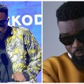 Sarkodie Finally Gets His BET Best International Flow Plaque- WATCH
