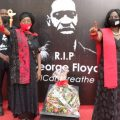 Photos: Government Holds Memorial Service in Honour of George Floyd