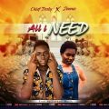 Zennie ft. Chief Dosty- All i Need  (Prod. By TubhaniMuzik )
