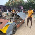 Meet The 18 Year Old JHS Student From Ghana Who Has Manufactured A Car