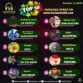 2020 top 10 ExclussiveGh - October